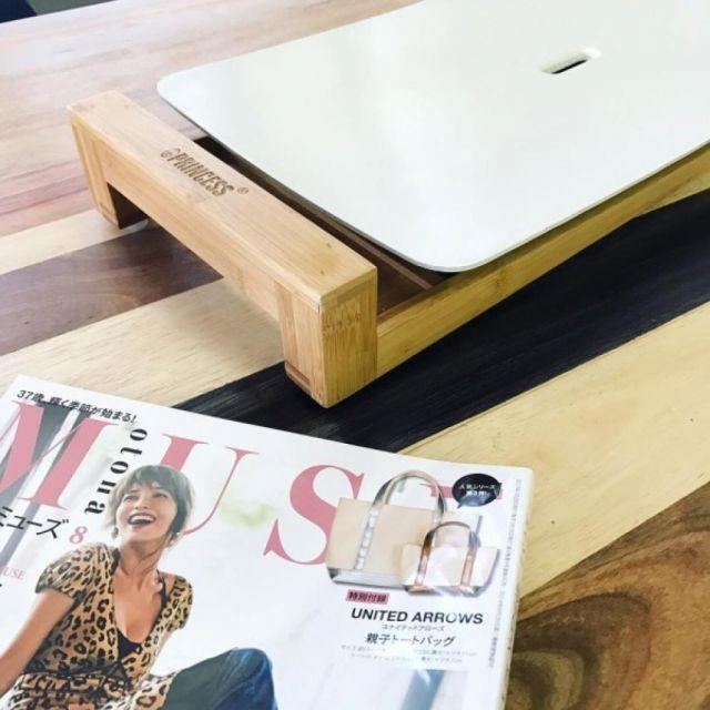 PRINCESS テーブルグリルピュア が MUSE 8月号に掲載されました。