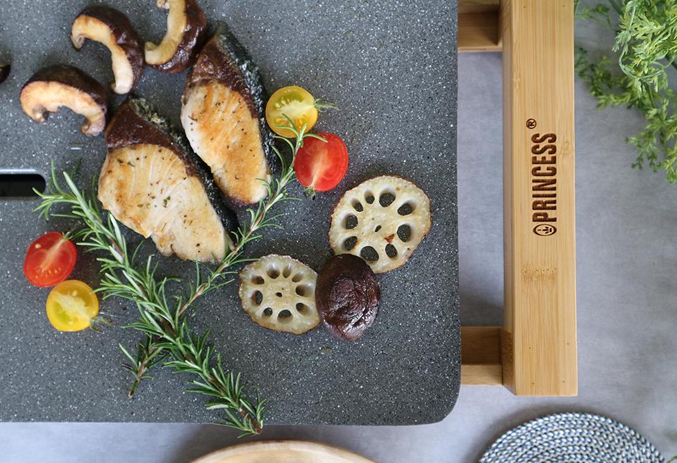 テーブルグリルストーン グレー/tablegrillstone gray