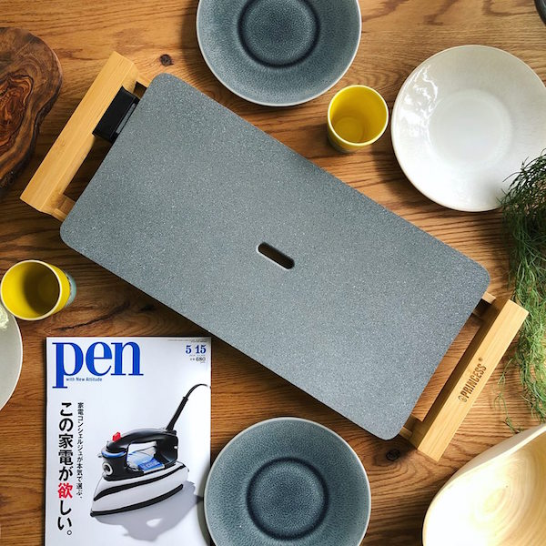pen No.451 /テーブルグリルストーン/PRINCESS
