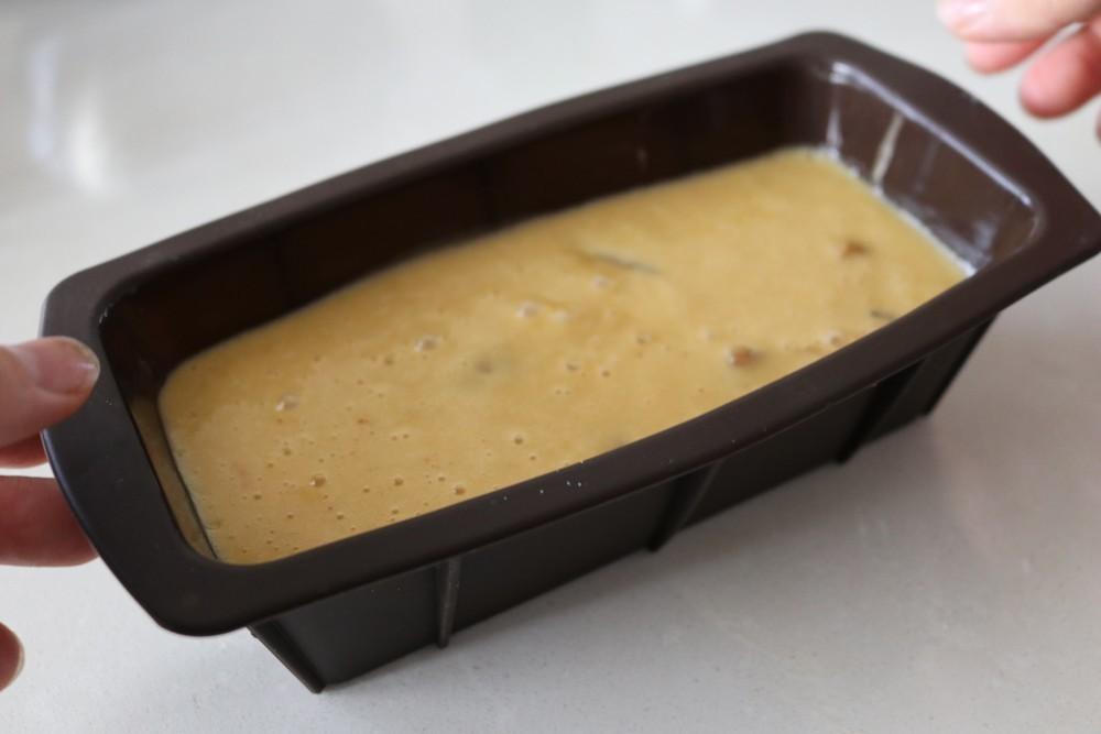 いちじくのパウンドケーキ(乳製品不使用)