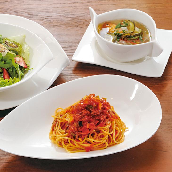 野菜畑の栄養スープ 写真右上