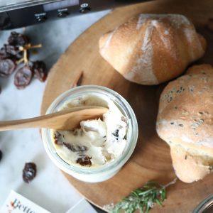 ラムレーズン入りクリームチーズ