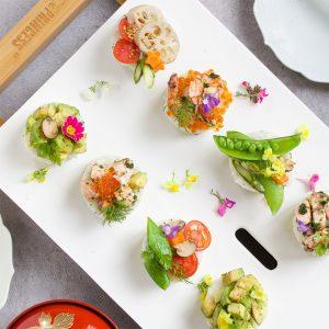 洋風押し寿司